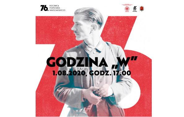 1 sierpnia o godz. 17.00 włączone syreny alarmowe przypomną nam wszystkim o tym, że 76 lat temu  rozpoczęło się  Powstanie Warszawskie.